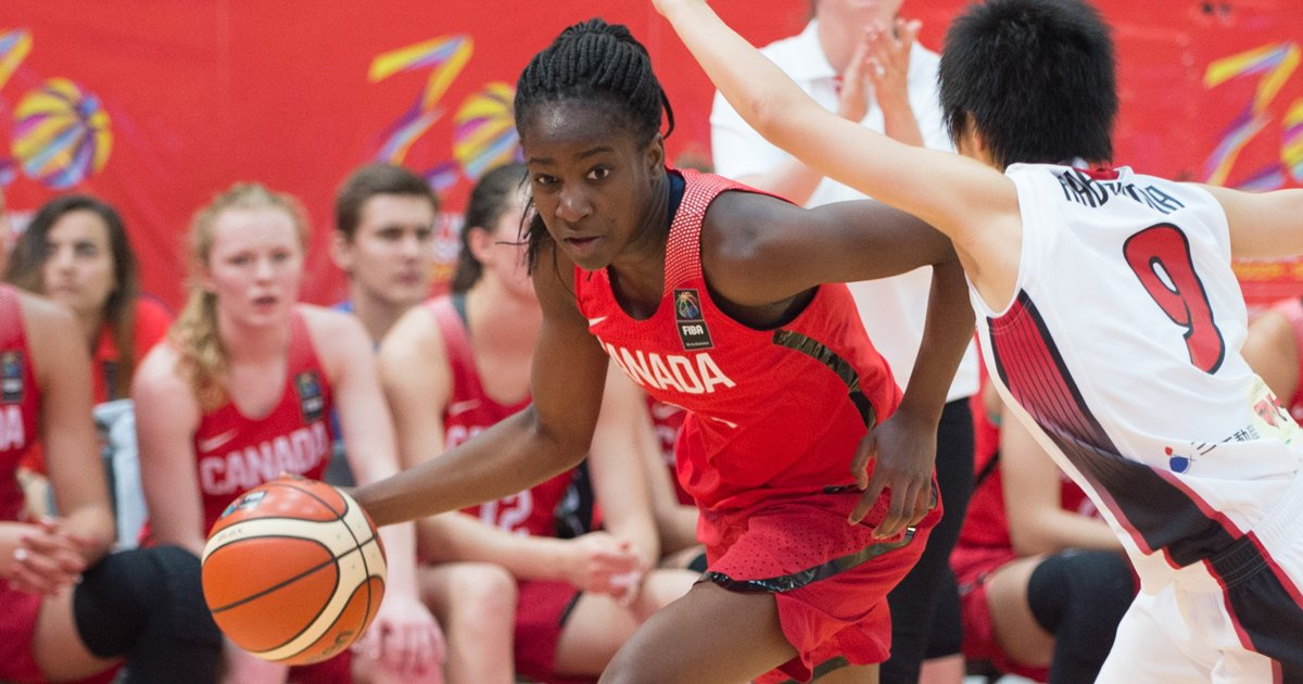 20 Athletes Selected For U18 Women S National Team Invitational