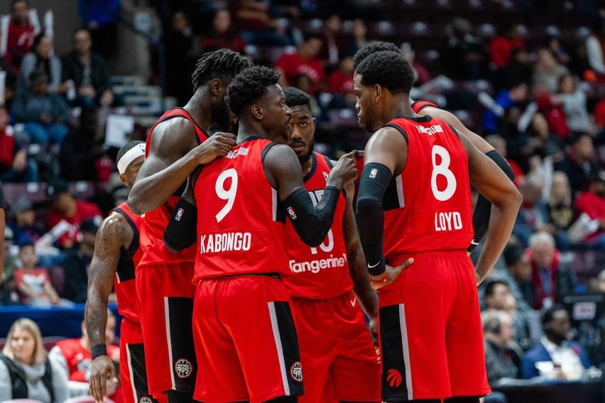 detailed look bd3ba 4875f Malachi Richardson and Chris Boucher show their NBA Worth on ...